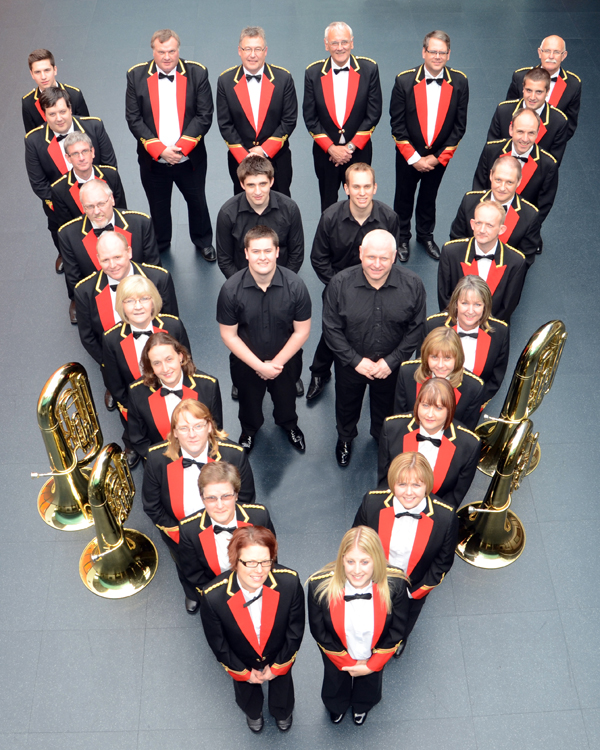 Lydbrook Band, Forest of Dean